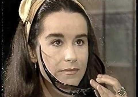 Lucélia Santos era uma das protagonistas da novela