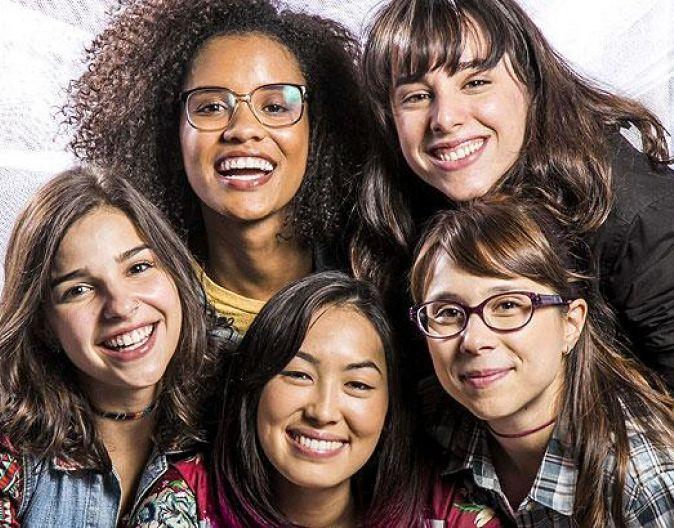 """A Globo exibiu o primeiro episódio da série """"As Five"""""""