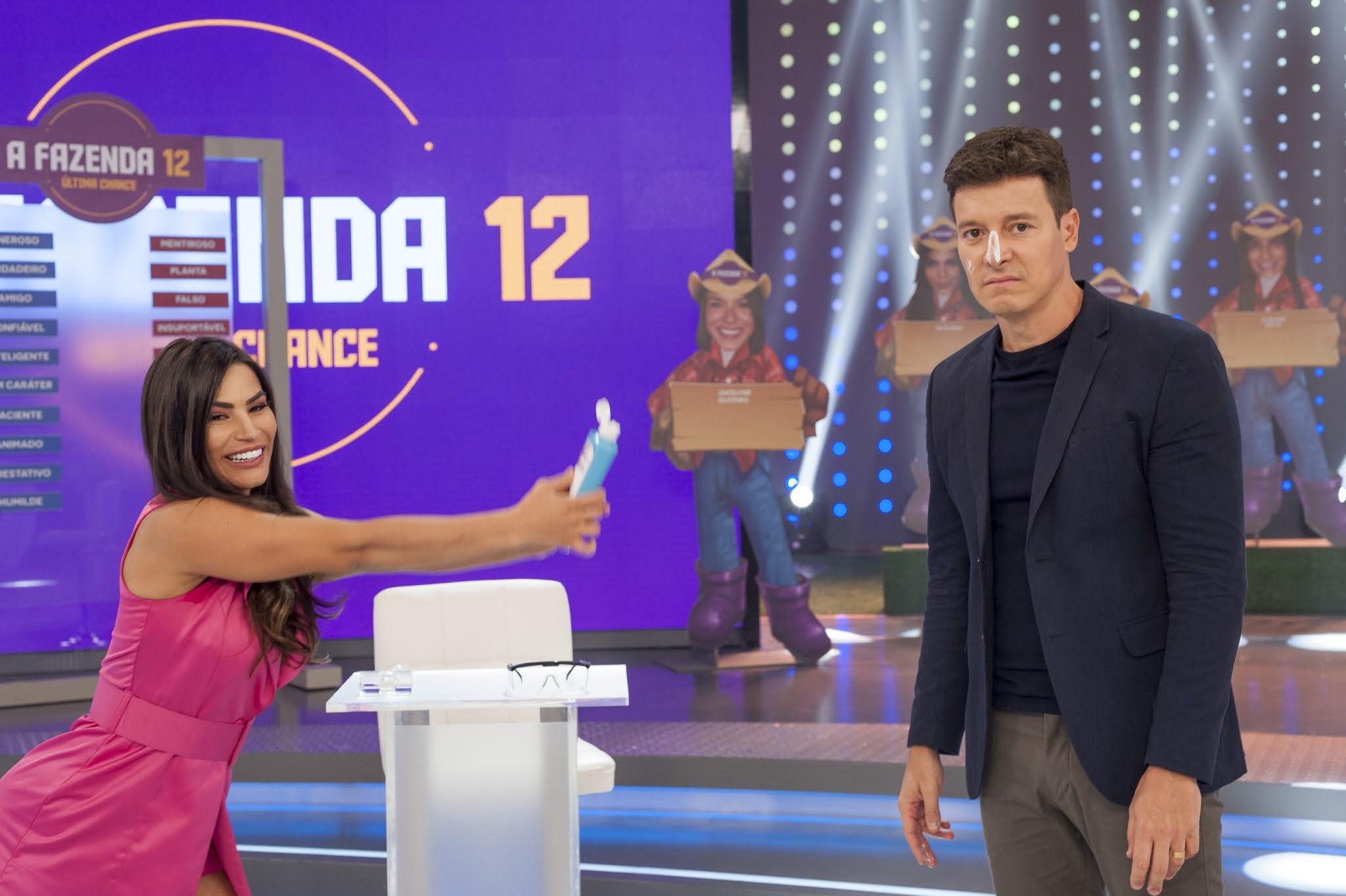 Confira os dados de audiência consolidados das principais emissoras de TV deste domingo, dia 29 de novembro de 2020