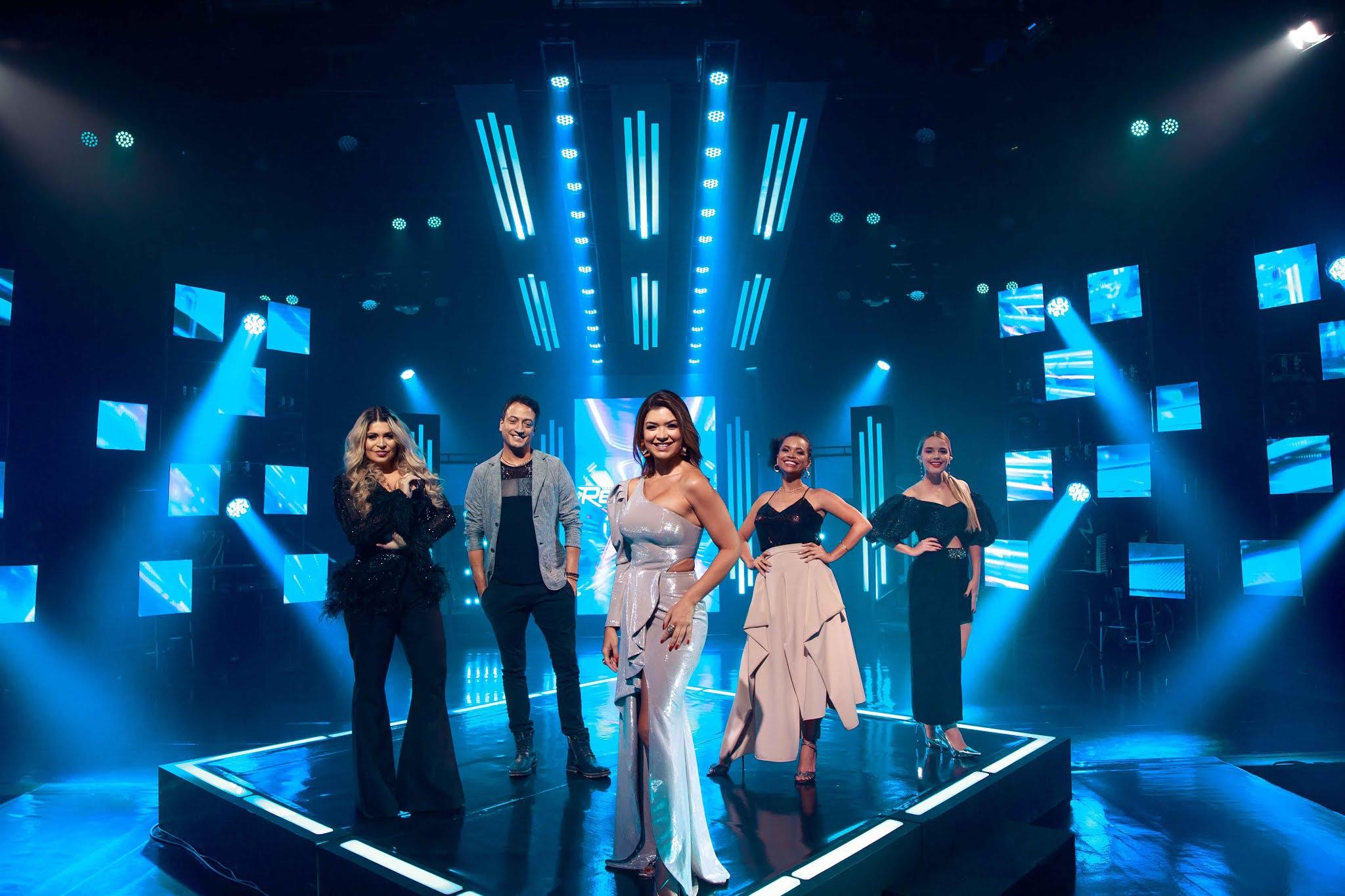 TV Aparecida lança reality show 'Revelações Brasil'. Thaeme será uma das juradas!