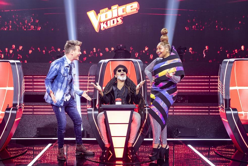 Globo estreou 'The Voice Kids' com boa audiência