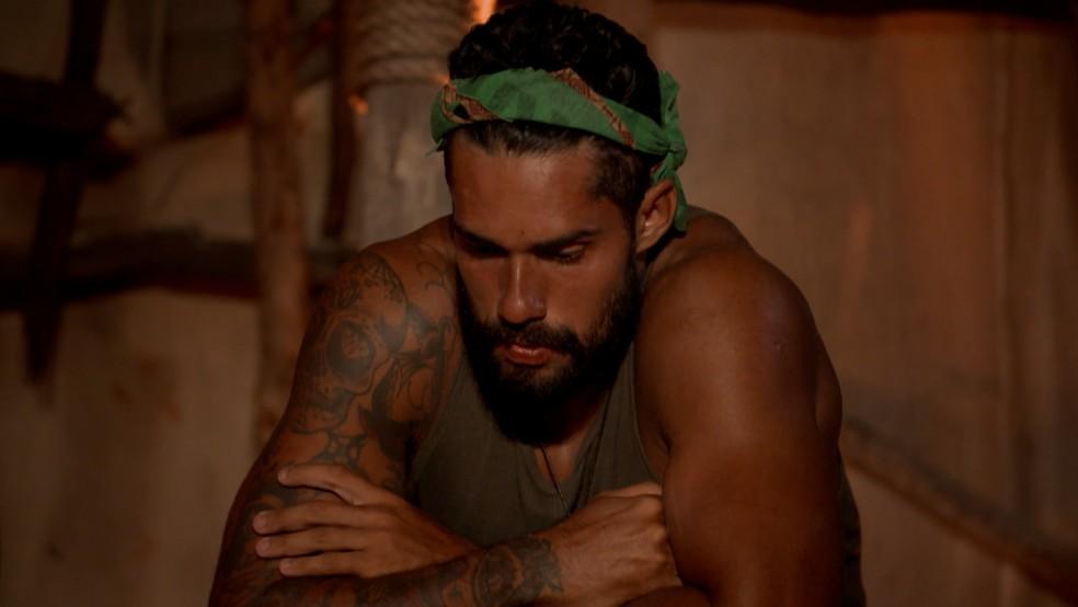 Arcrebiano foi eliminado de 'No Limite', exibido excepcionalmente na segunda-feira
