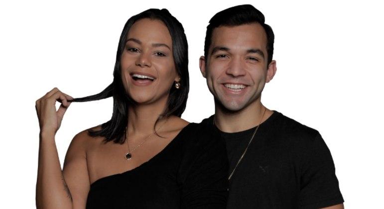 Carol e JonJon são eliminados do 'Power Couple Brasil'