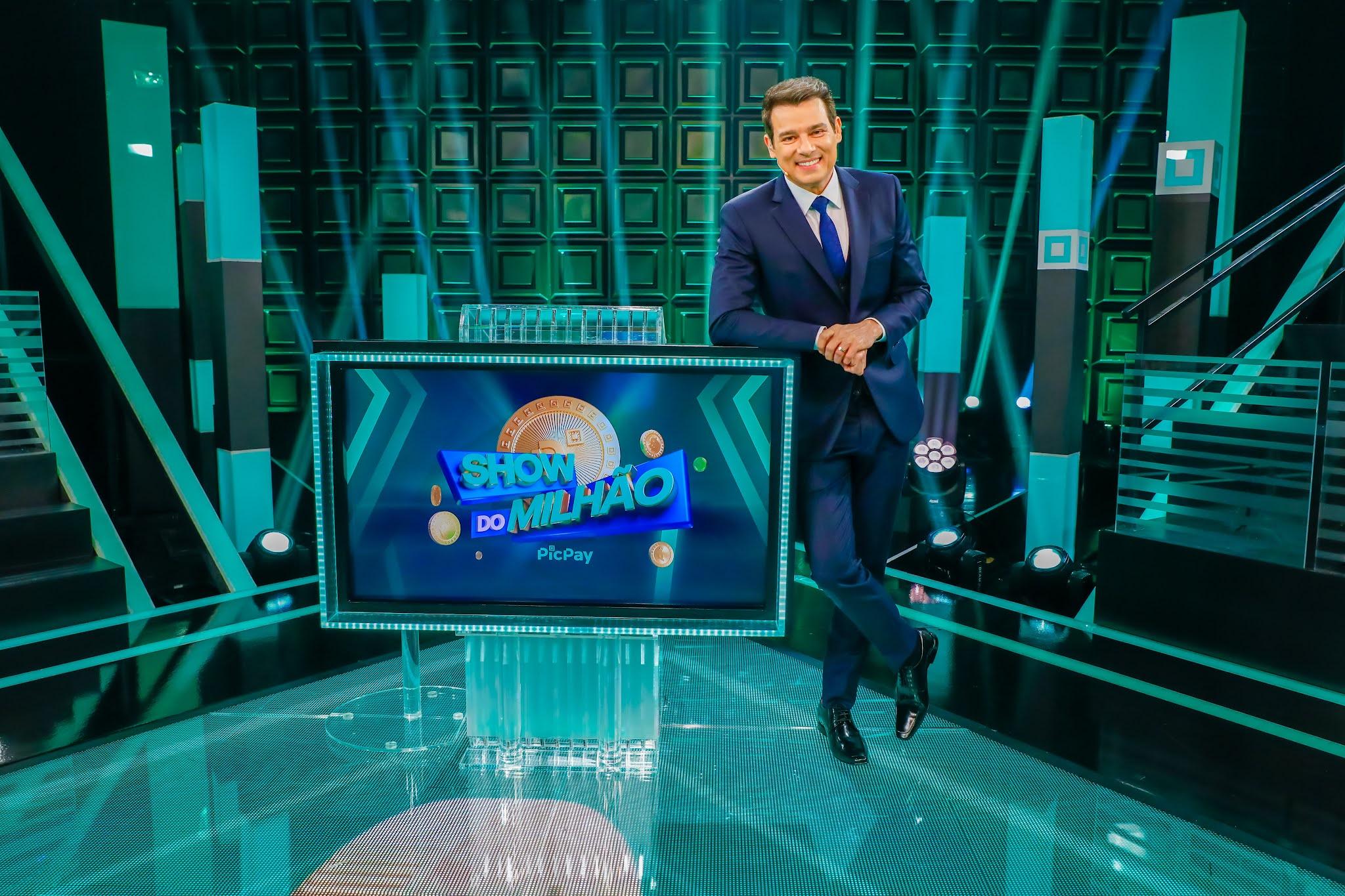'Show do Milhão' não tem conseguido segurar a audiência