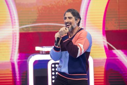 Marcos Mion continua em alta na Globo