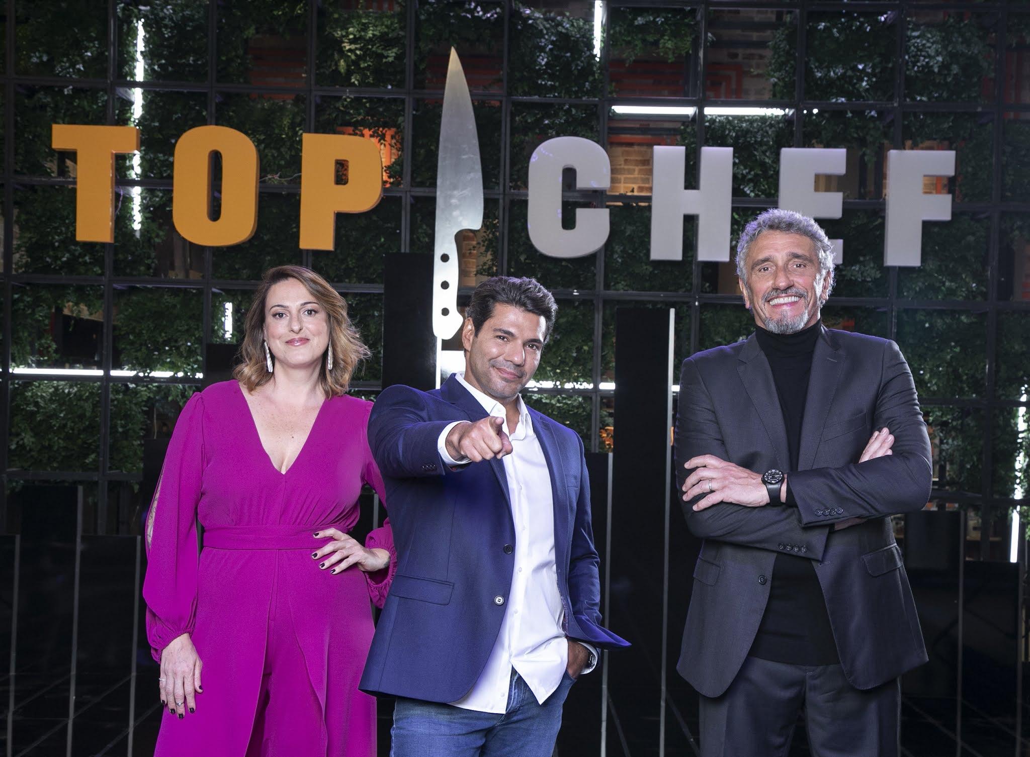 Conheça os oito primeiros participantes confirmados no reality show 'Top Chef'